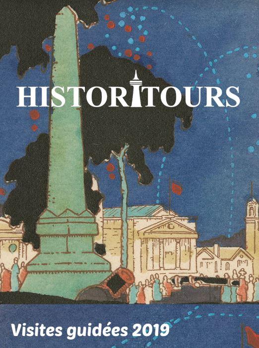 historitours 2019 cover